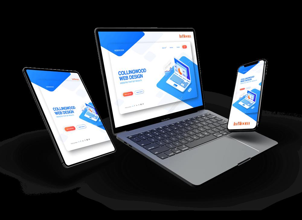 Web Design Collingwood - Internet Marketing